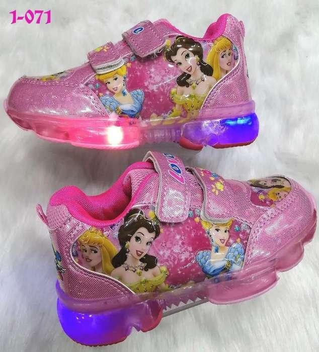 Zapatos Niña de Luces Tallas 28-32