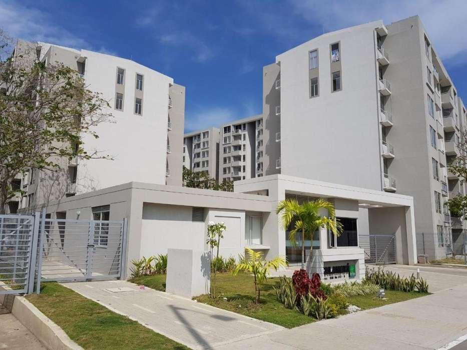 Hermoso apartamento en venta parque Heredia Calamari Cartagena full acabados 3 hab 2 baños