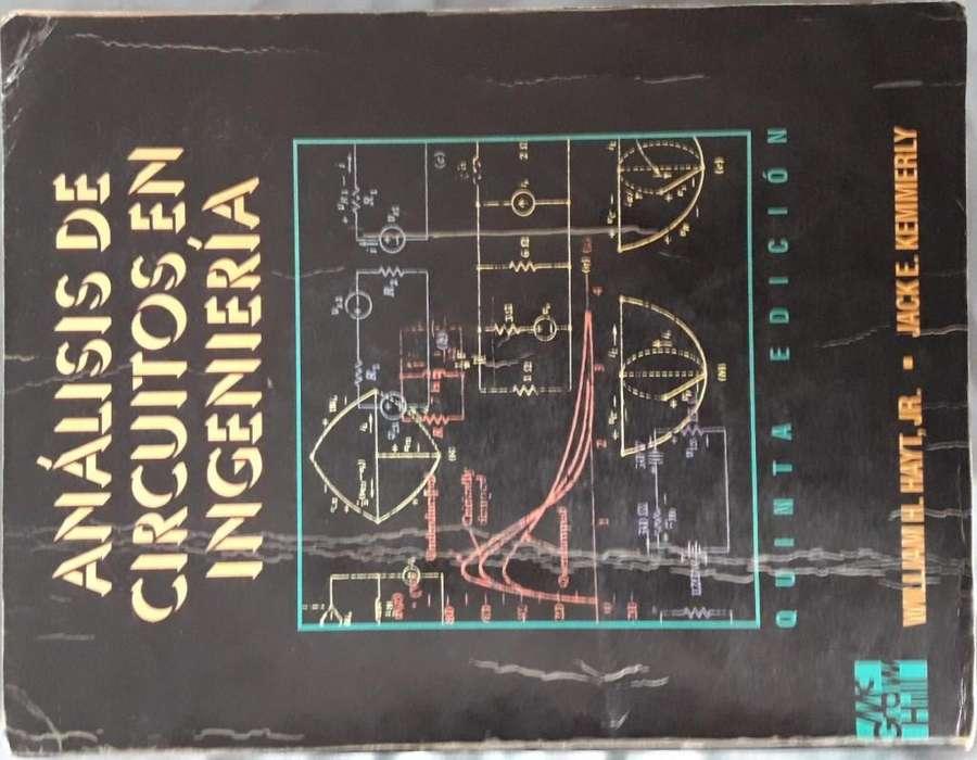 Análisis de Circuitos en Ingeniería William H. Hayt y Jack E. Kemmerly