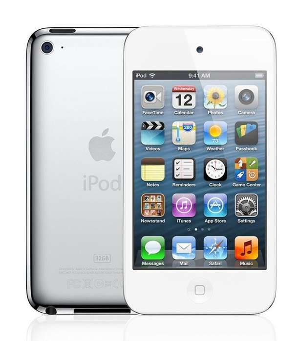 <strong>ipod</strong> Touch 4g Camara Hd 64gb Local Once