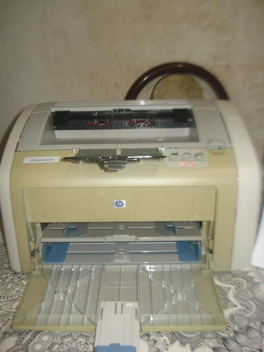 Impresora Hp Laser Jet 1020 Impecable Funcionando No Envio