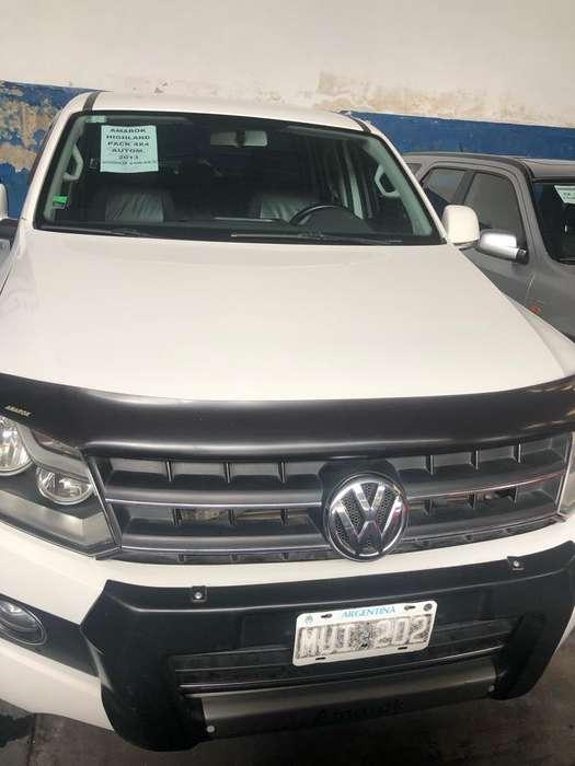 Volkswagen Amarok 2013 - 92500 km