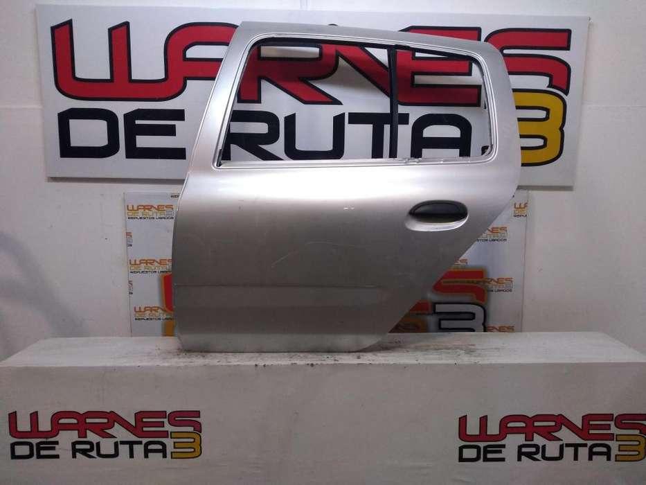Puerta Trasera Izquierda Renault Clio Mio 02501387