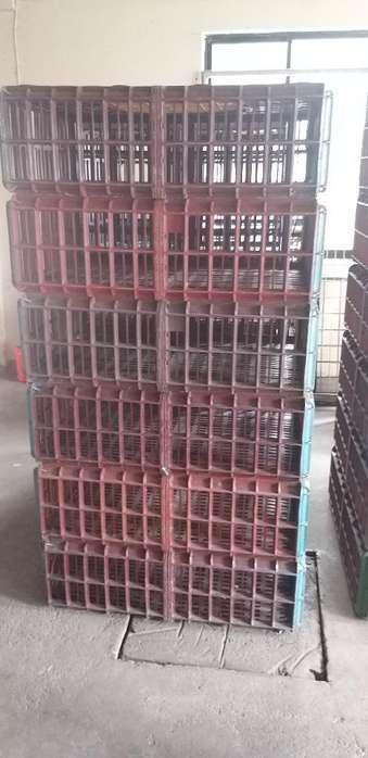 Jaulas para Transporte de <strong>pollos</strong>, Etc.
