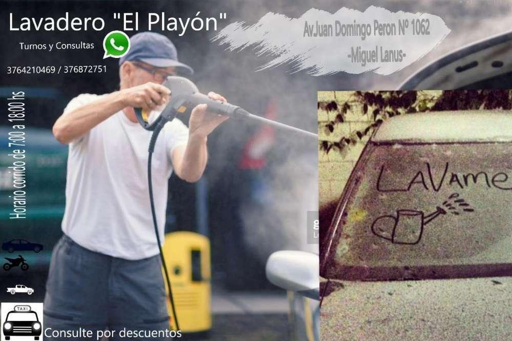 Lavadero El Playon