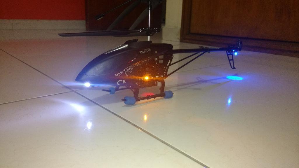 Elicoptero a Control Remoto con Camara