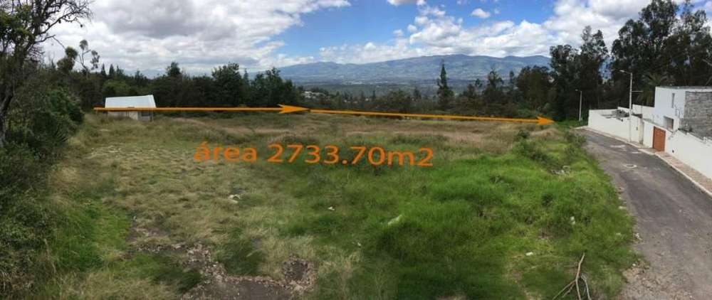 Venta de Terreno Sector Nayon, Tanda
