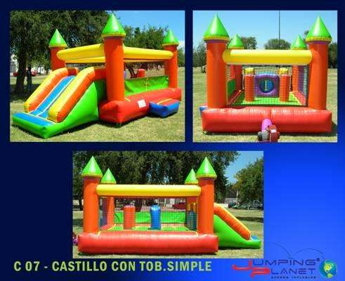 ALQUILO INFLABLE ACUATICO,INFLABLES METEGOL Y PING PONG