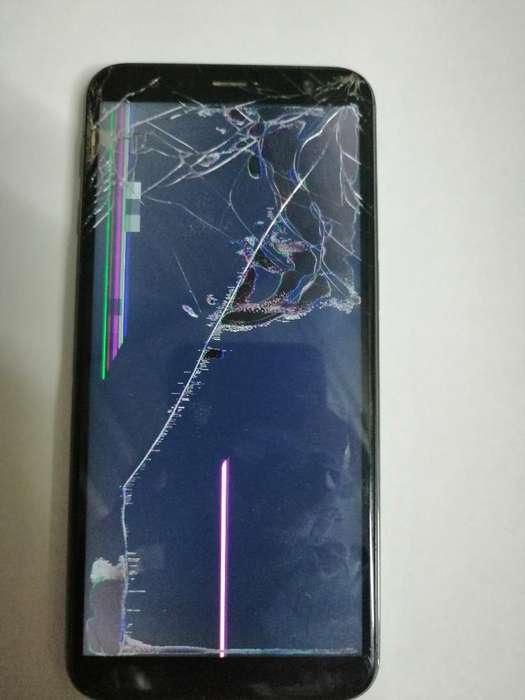 Vendo Sansung J6 Plus Dañado El Display