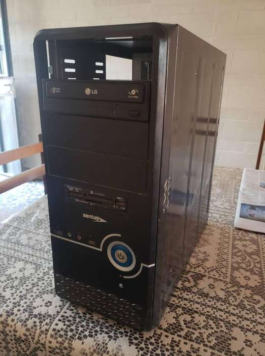 CPU AMD 4100 FX , MOTHER ASUS , 2 GB DDR3 ,DISCO 500 GB, PERFECTO...