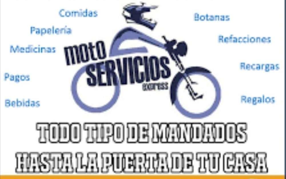 Servicio de Moto Urgencias Retiro Entreg