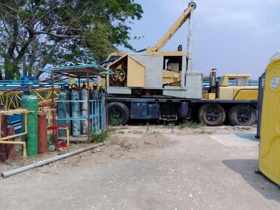 grua american 65 toneladas