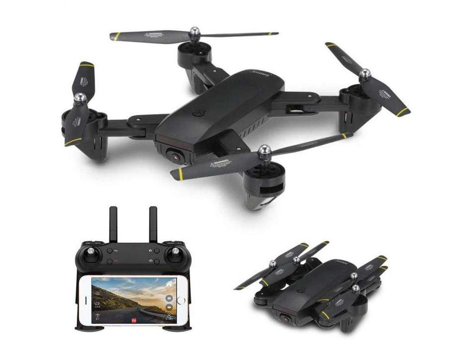 Drone DM107S Doble Cámara Plegable
