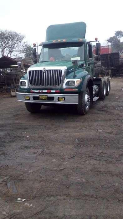 Ocacion- tracto remolcador international 7600