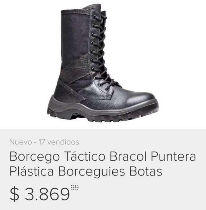 Borcego Táctico 42