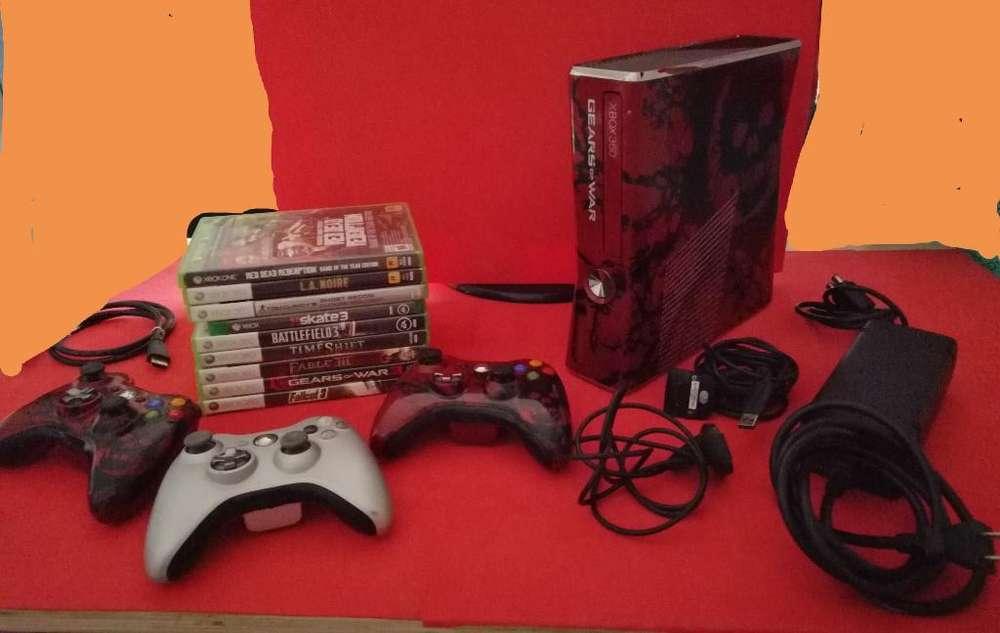 Xbox 360 (buen Estado) Negociable