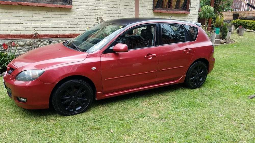 Mazda 3 2008 - 185000 km