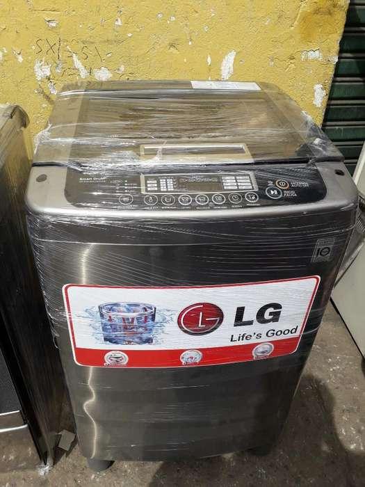 Lavadora Tecnología Inverter 26 Libras