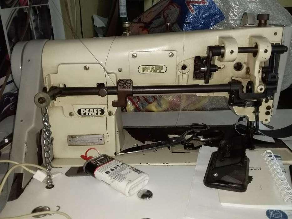 Maquina Pfaff 1245 100% Alemana