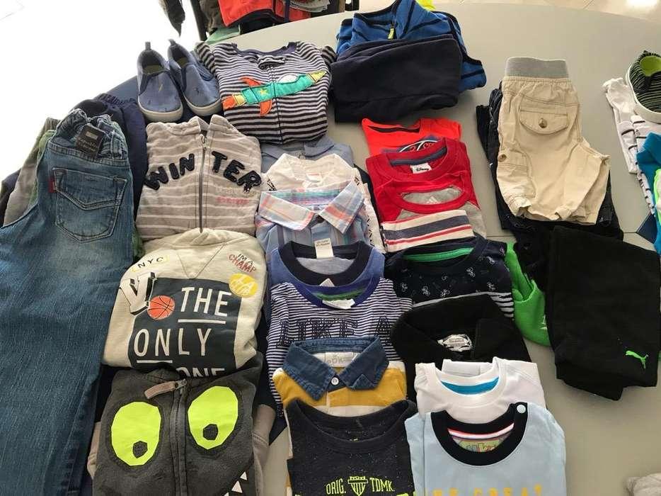 Lote de <strong>ropa</strong> Niño36 Pzas