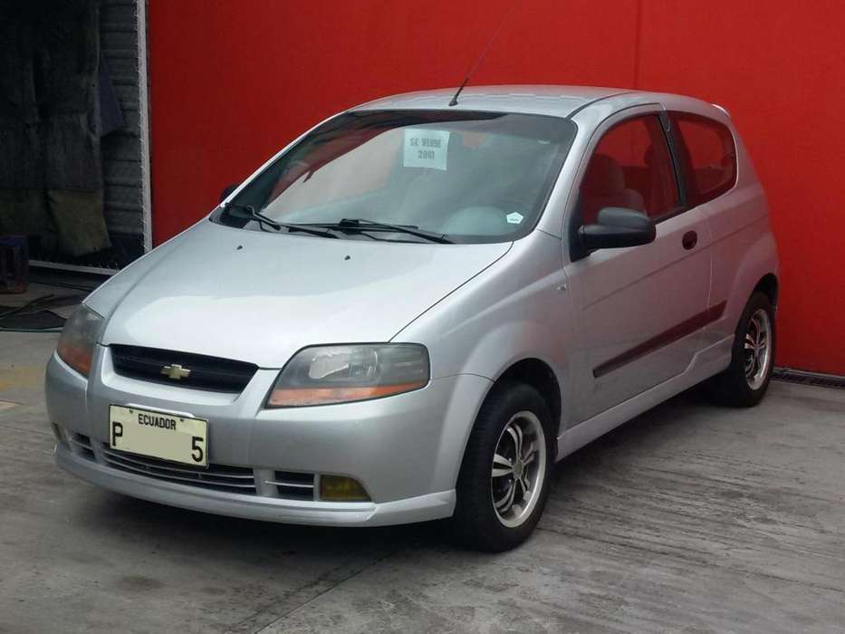 Chevrolet Aveo 2007 - 173000 km