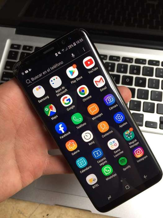 Remato Samsung S8 Liberado