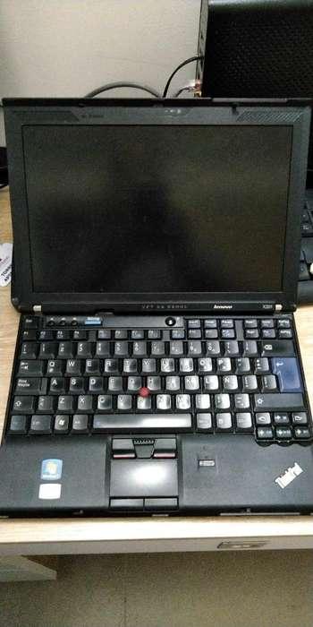 Portátil para Repuestos, Lenovo X201,