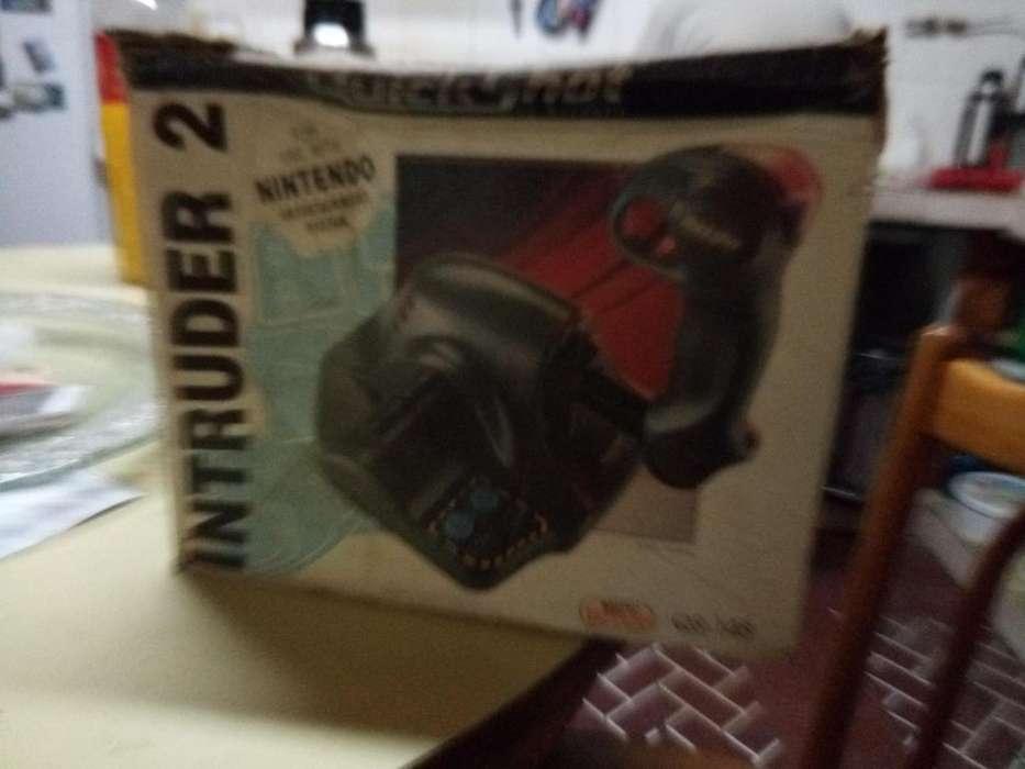 Joystick Nintendo Nes Intruder 2