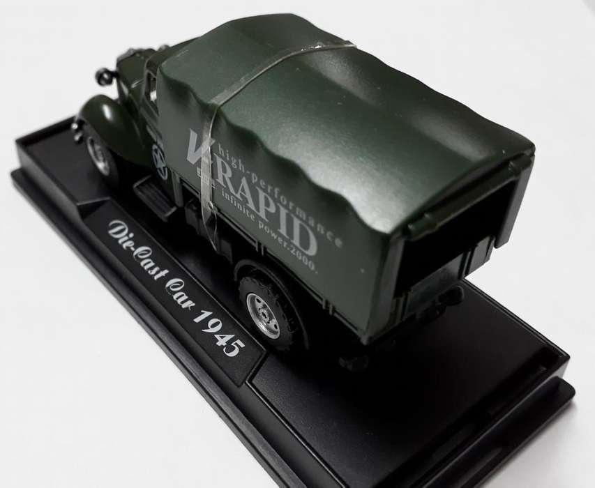 Camion Militar 1945 Model Scale