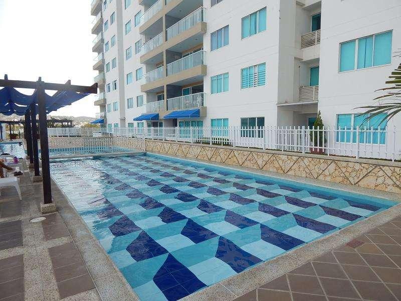 Cod. ABARE80070 Apartamento En Arriendo En Cartagena Crespo