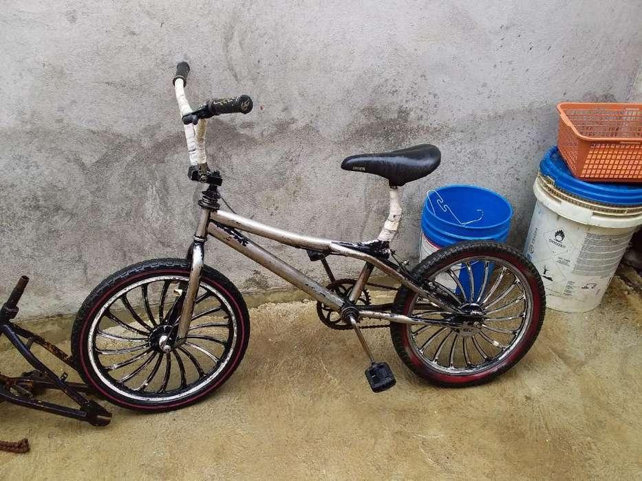 Vendo Bicicletas Ya Ligadas para Pintar