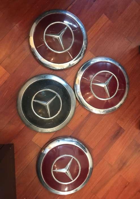 Tapacubos Mercedes-Benz - tapacubos
