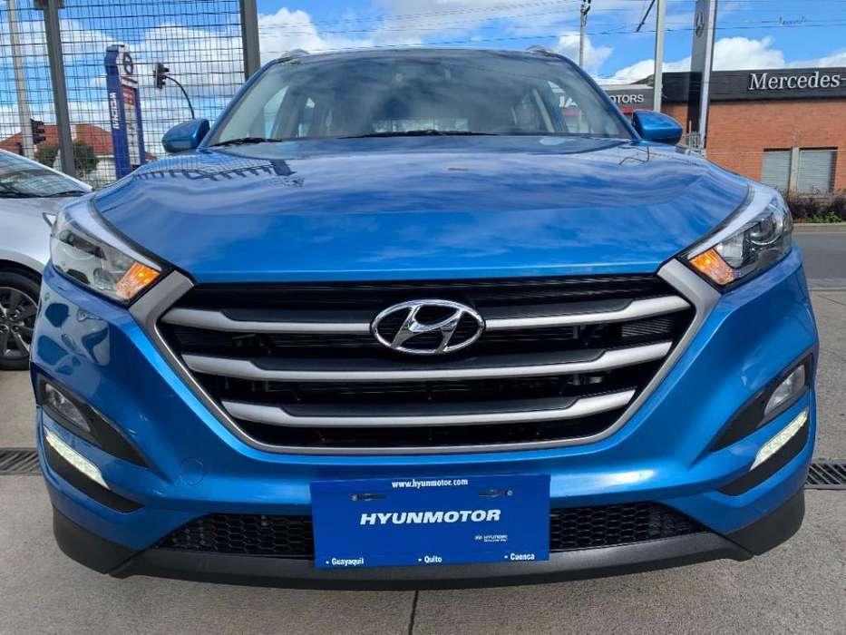 Hyundai Tucson 2018 - 5000 km