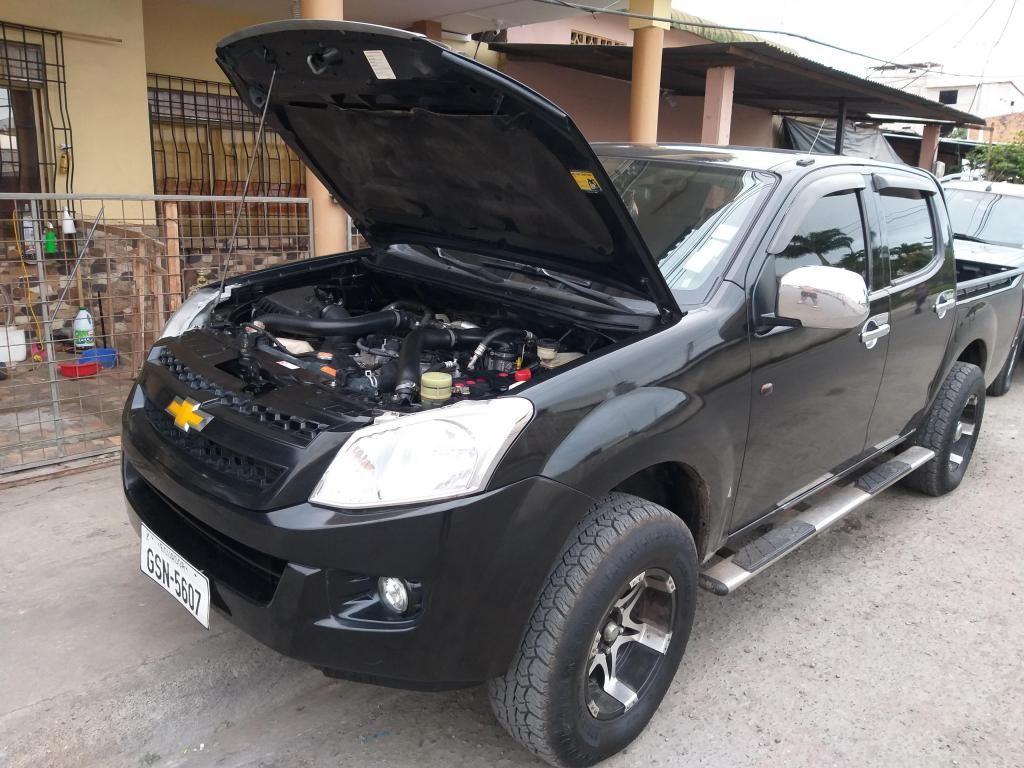 Chevrolet Dmax 4x2 Diesel Año 2015