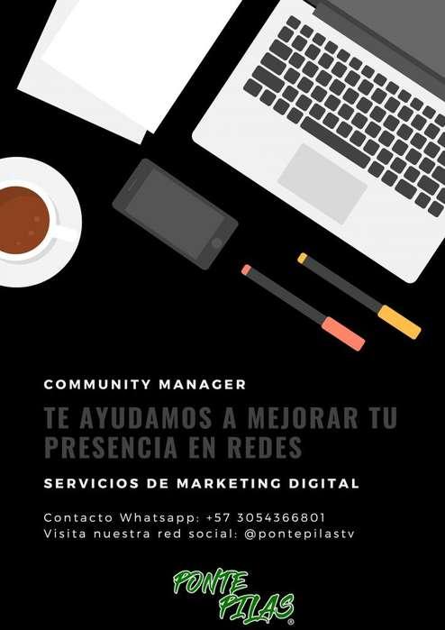 Community Manager Freelancer