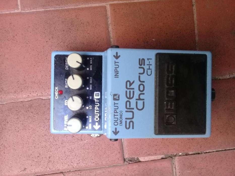 pedal boss super chorus