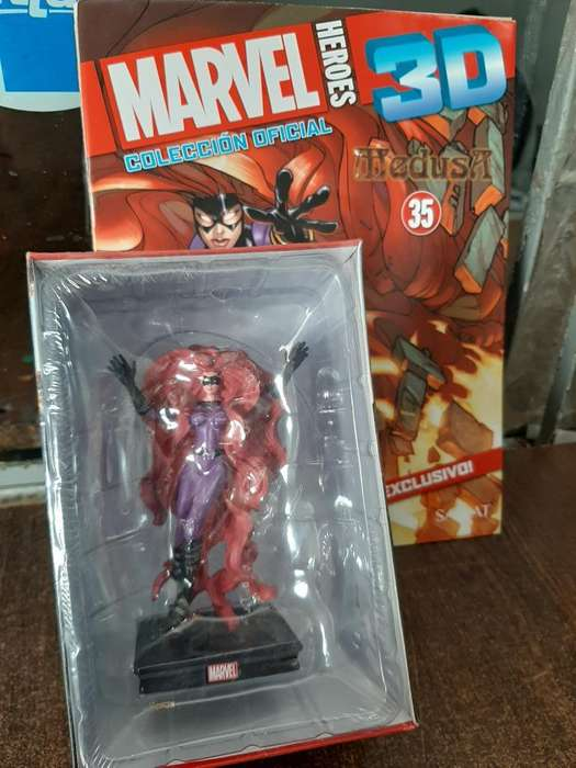 Figura Marvel 3d