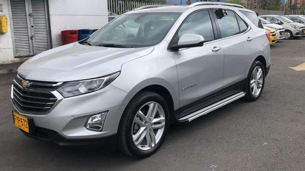 Chevrolet Equinox 2019 - 4901 km