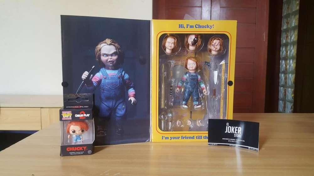 Muñeco Chucky NECA