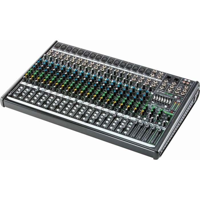 Consola MACKIE ProFX22v2 Mezclador audio MusicBoxColombia ¡Hasta -30% Dto en productos seleccionados!