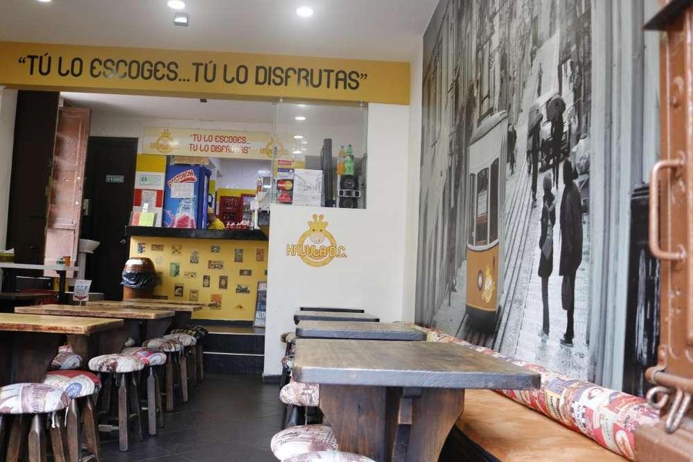 Restaurante empanadas y comidas acreditado, La Candelaria, Centro Historico