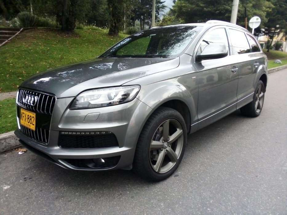 <strong>audi</strong> Q7 2015 - 38900 km