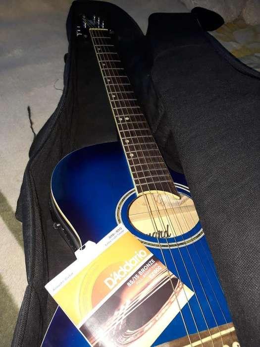 Guitarra Electroacústica Leonard