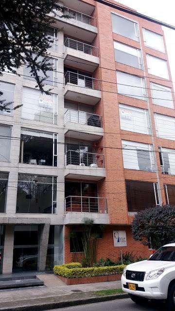 ARRIENDO DE <strong>apartamento</strong> EN CHICó NORTE III CHAPINERO BOGOTA 642-3772