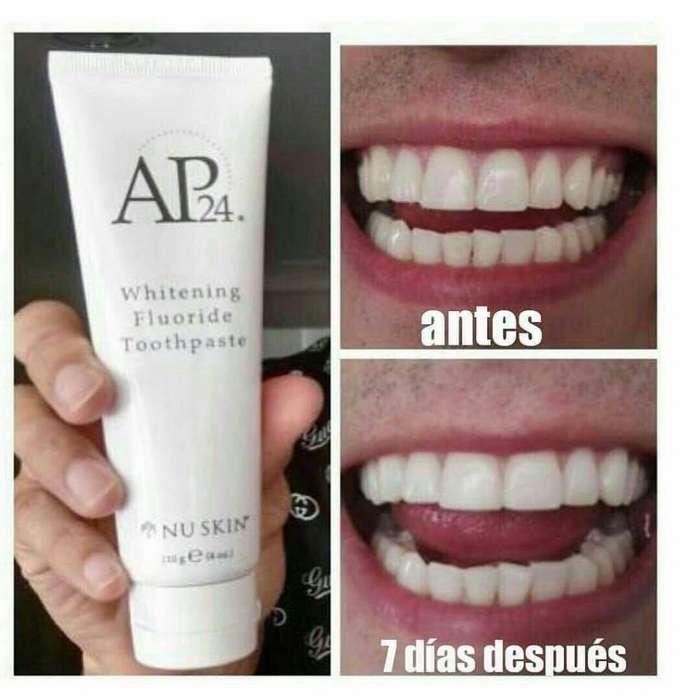 Crema blanqueadora AP24
