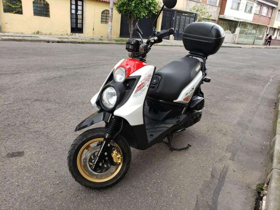 Motivo viaje - Vendo moto Yamaha BWZ X - Escucho propuestas