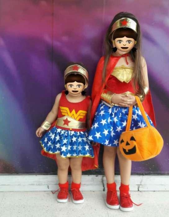 Disfraces Mujer Maravilla