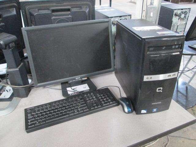 OFERTA EQUIPOS COMPLETOS INTEL DUAL CORE 2GB RAM DDR3 DISCO 320GB, MONITOR 19 PULGADAS, WINDOWS 8.1 GARANTIA 3 MESES