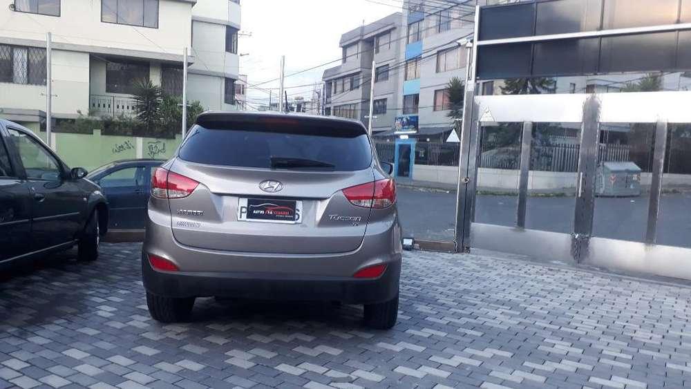 Hyundai Tucson 2011 - 120000 km