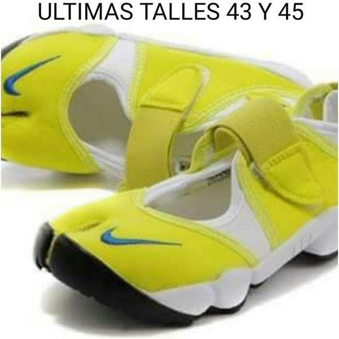 Pezuñas Zapatillas Nike 43 45